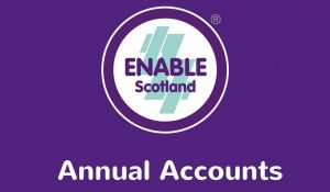ENABLE Annual Accounts cover