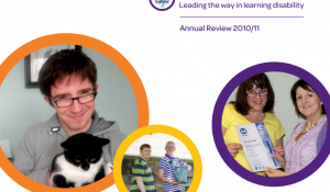 Cover for 2011 Annual Review