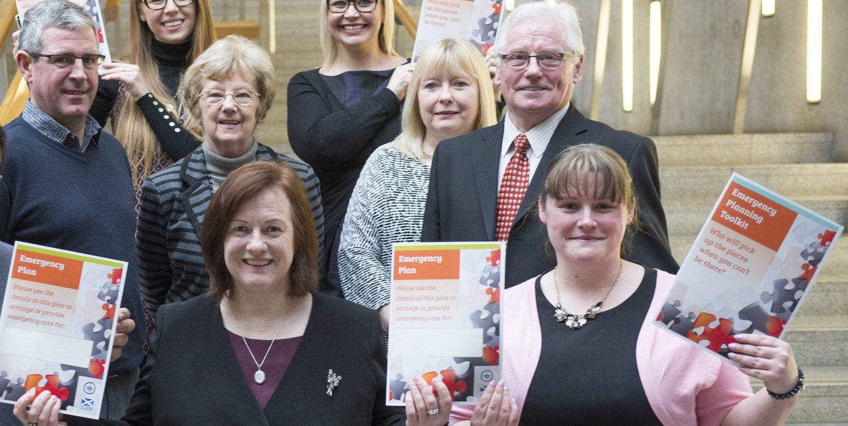 Helping carers plan for the future | ENABLE Scotland